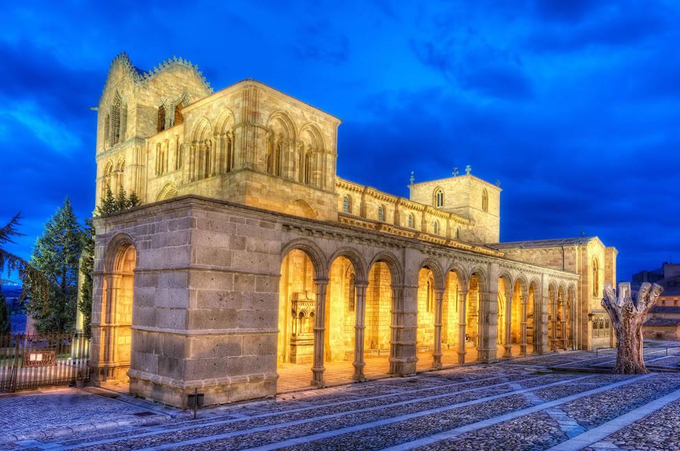 938 Изумительная архитектура Испании