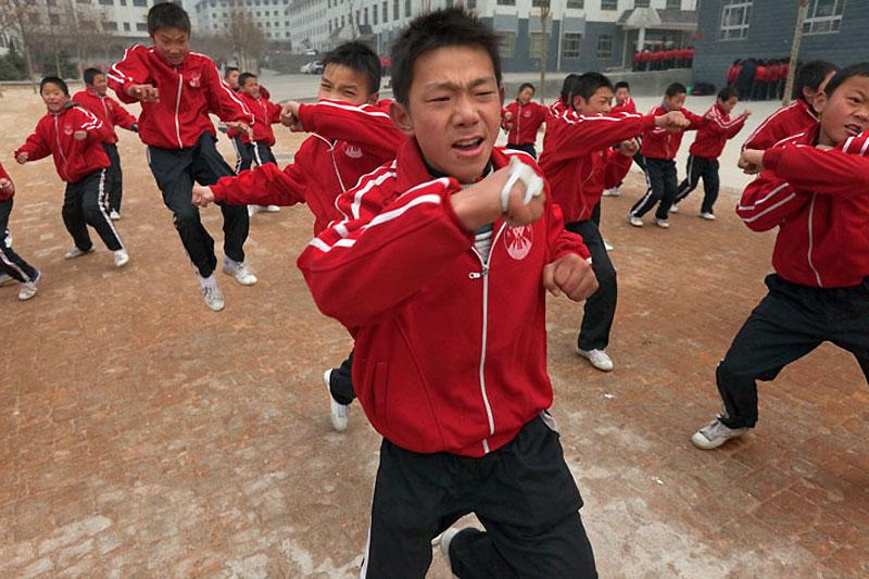 KungFu01 modern, Shaolin Kung Fu