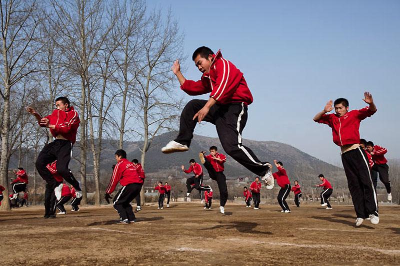KungFu04 modern, Shaolin Kung Fu