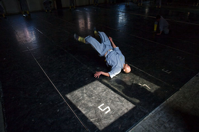 KungFu12 modern, Shaolin Kung Fu