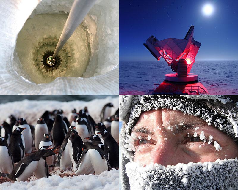 Антарктика в фотографиях (Часть 2)
