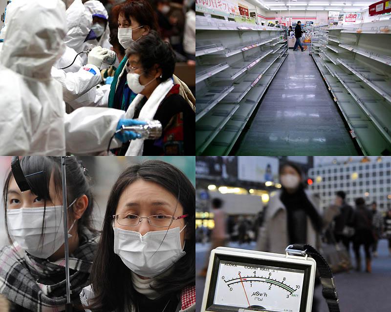 0043 Япония сегодня: угроза радиации, спасательные работы