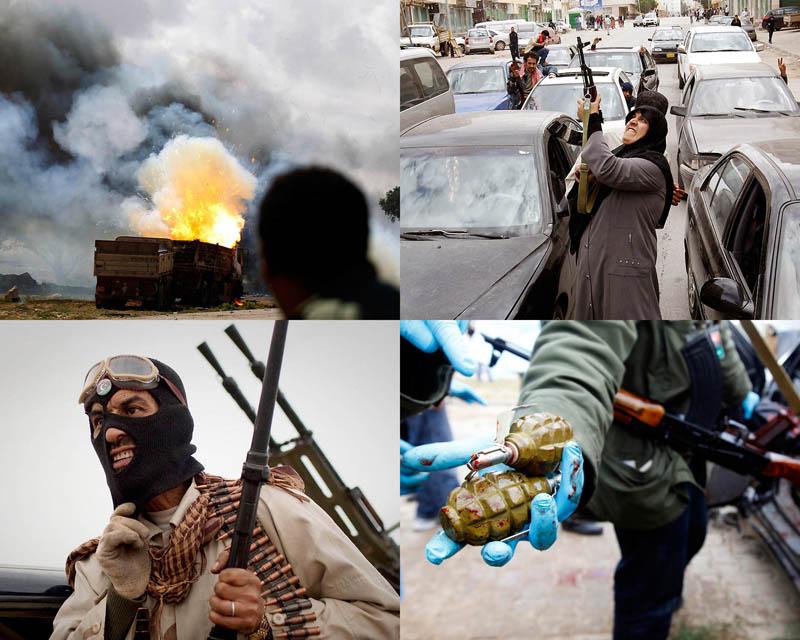 0064 Война в Ливии