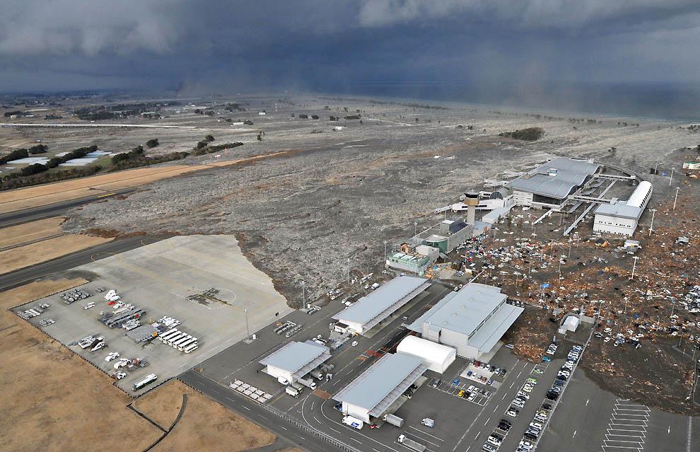 0119 tsunami dan konsekuensi lain dari gempa di Jepang