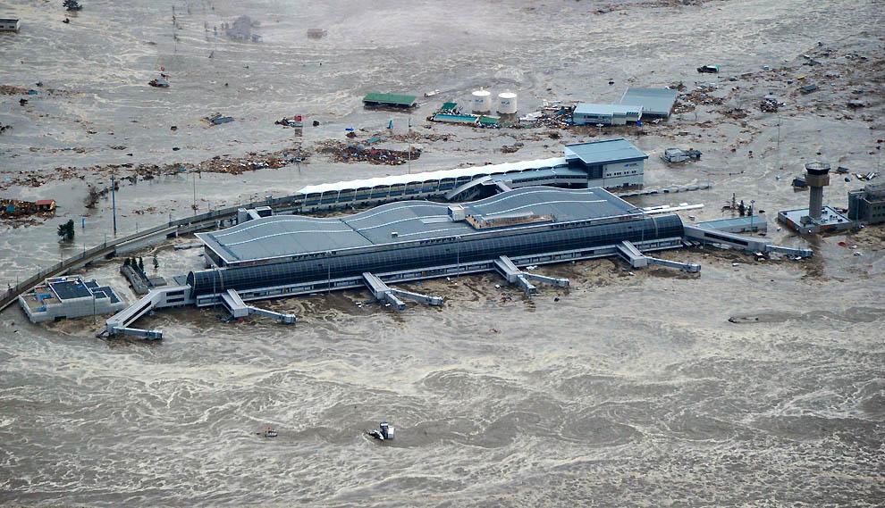 0219 tsunami dan konsekuensi lain dari gempa di Jepang