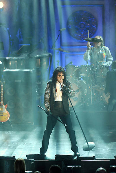 0229 Церемония включения звезд в Зал славы рок н ролла