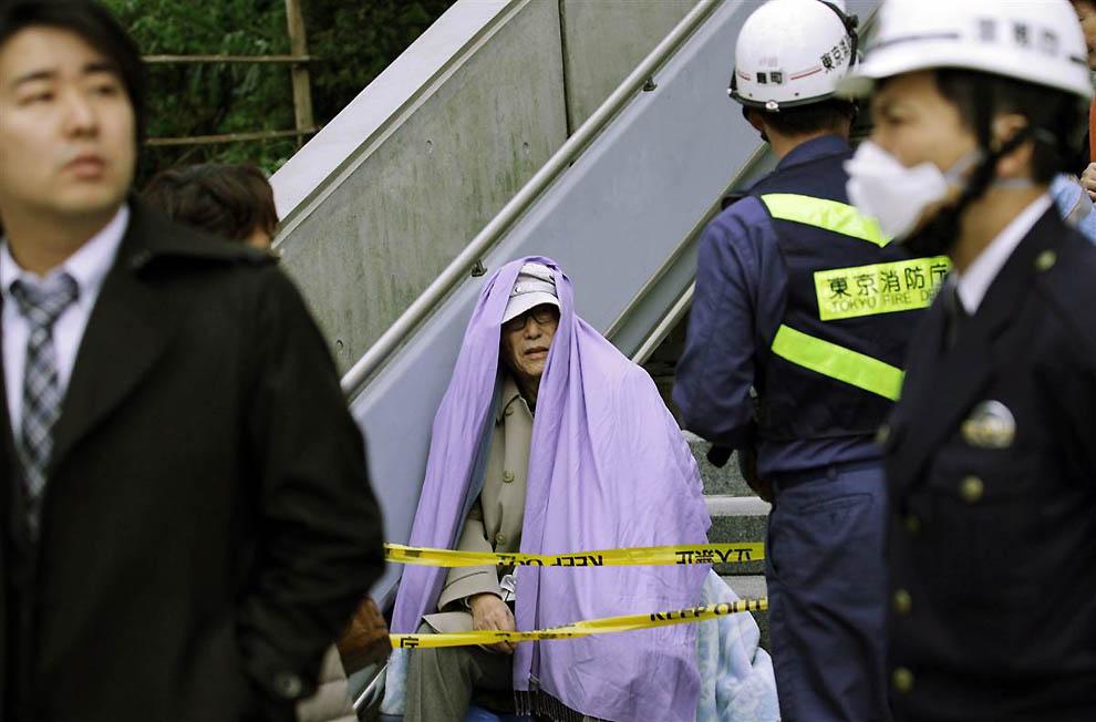 0316 Землетрясение в Японии   сильнейшее в истории страны (ОБНОВЛЕНО!)