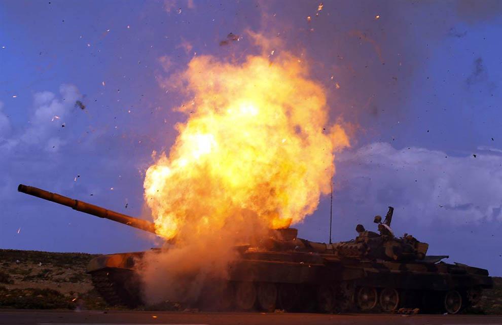 0438 Военная операция в Ливии