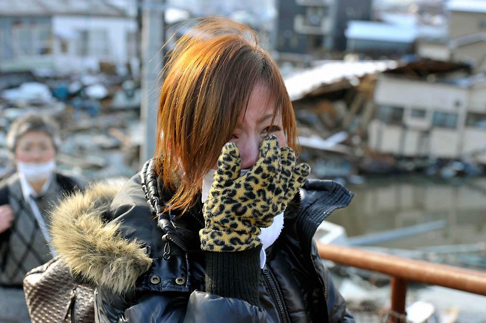 0525 Последствия землетрясения и цунами в Японии