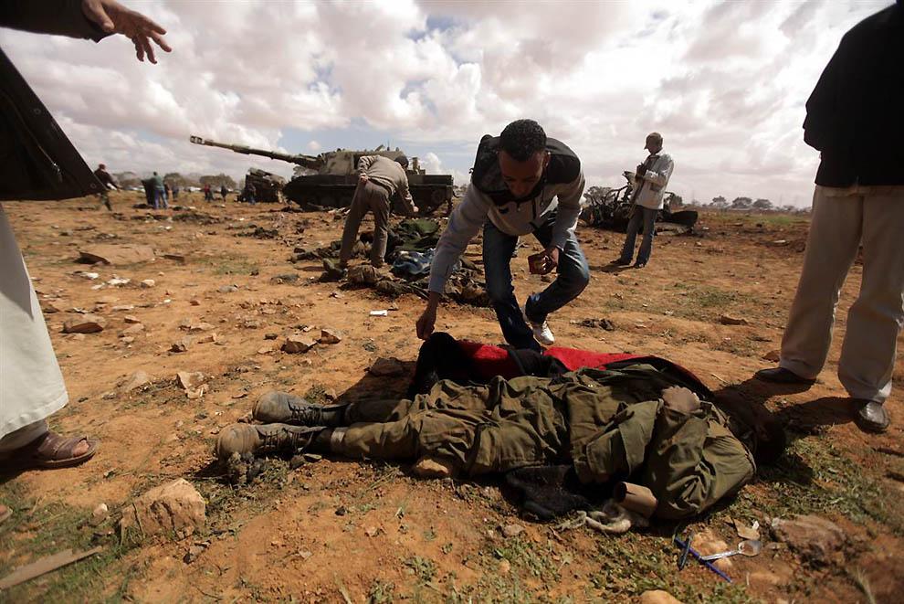 0537 operasi militer di Libya