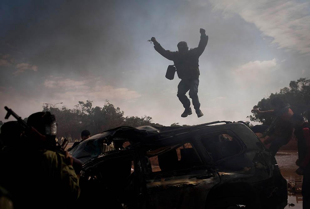 0541 Война в Ливии