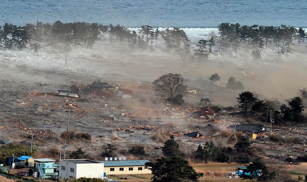 0619 tsunami dan konsekuensi lain dari gempa di Jepang