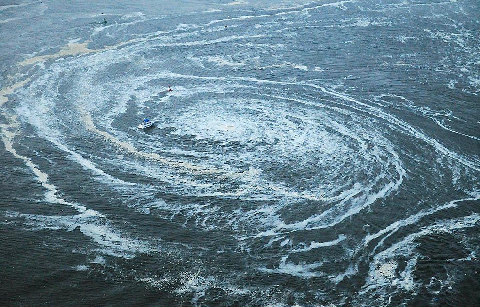 0718 tsunami dan konsekuensi lain dari gempa di Jepang