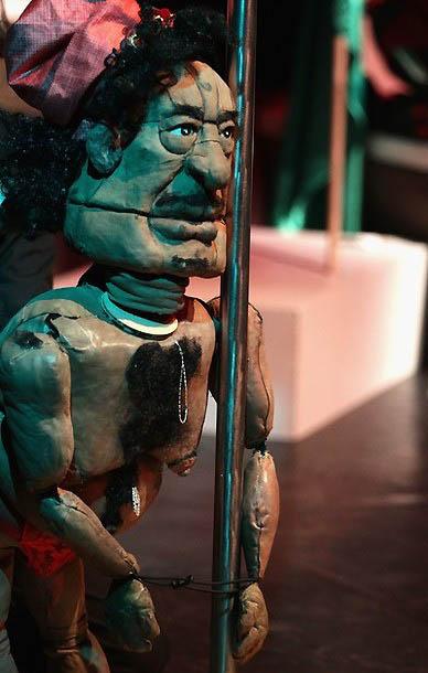 0719 Кукольный спектакль про Каддафи