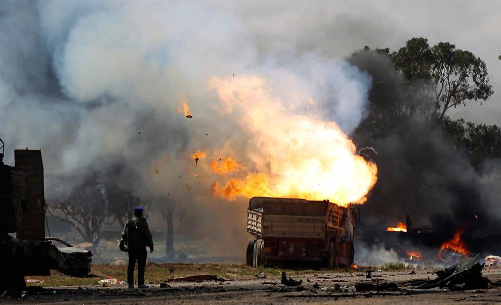 0735 Военная операция в Ливии