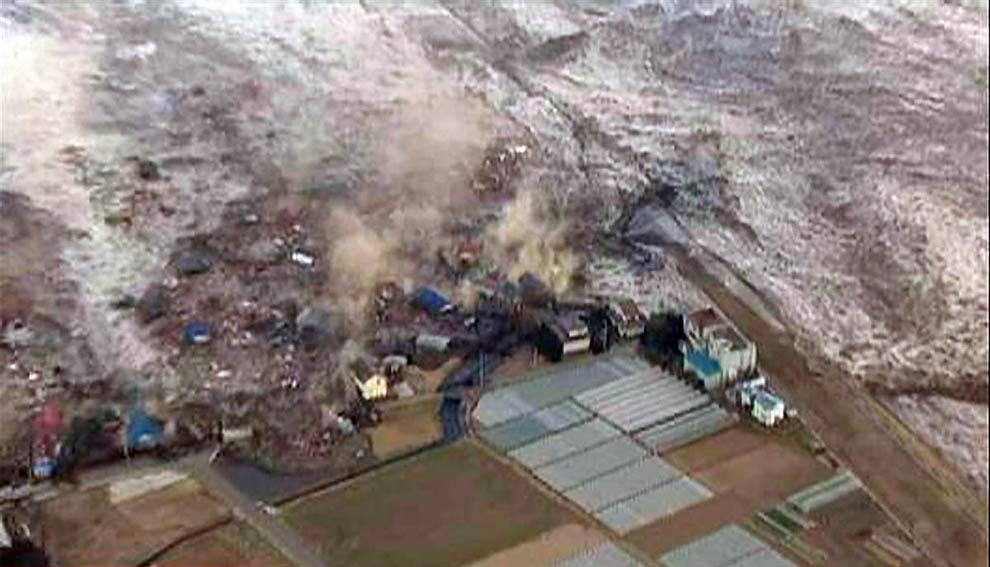 0815 Землетрясение в Японии   сильнейшее в истории страны (ОБНОВЛЕНО!)