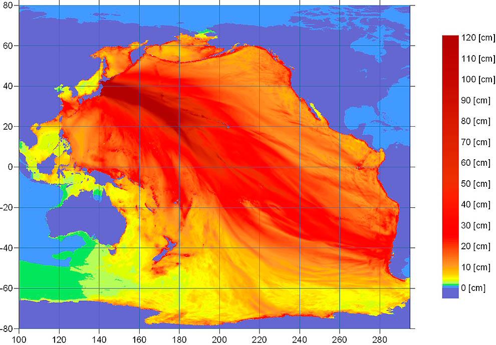 0917 tsunami dan konsekuensi lain dari gempa di Jepang