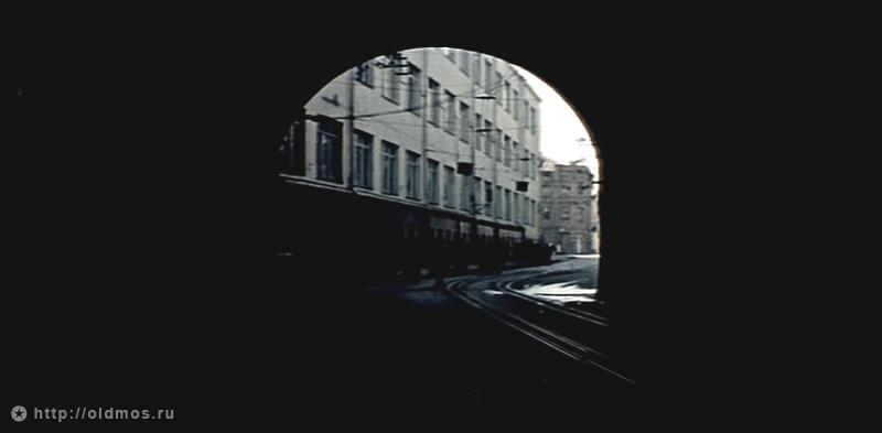 Москва вчера и сегодня в фотографиях