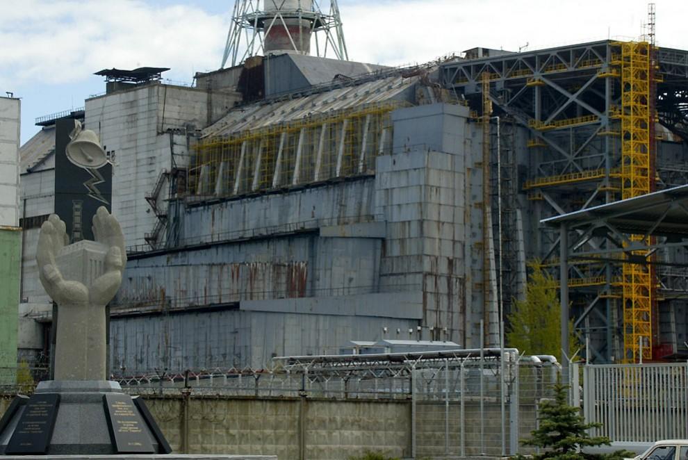 1090 990x662 Чернобыль 26 лет спустя