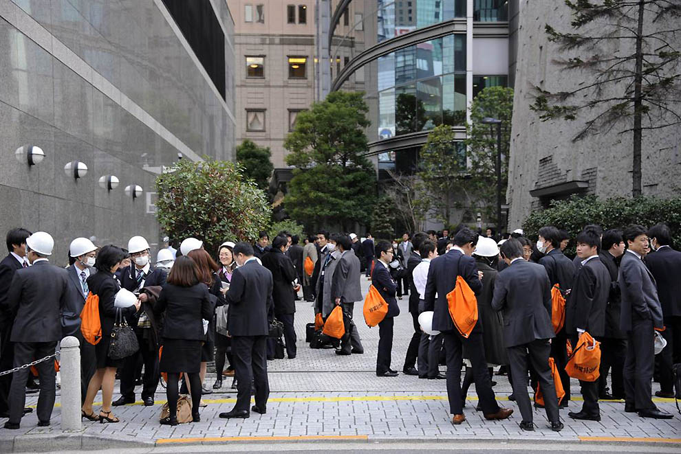 1225 Землетрясение в Японии   сильнейшее в истории страны (ОБНОВЛЕНО!)