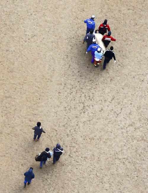 1240 Последствия землетрясения и цунами в Японии