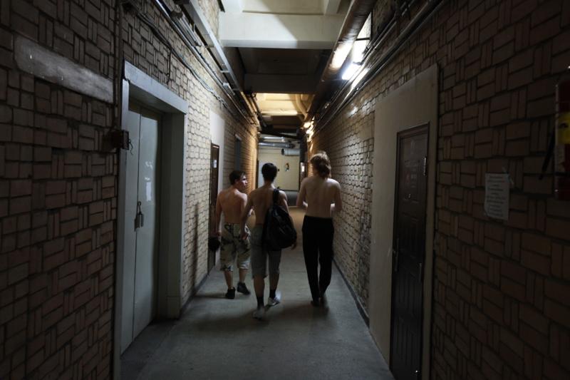 Подпольный бойцовский клуб в Москве(11 фото))