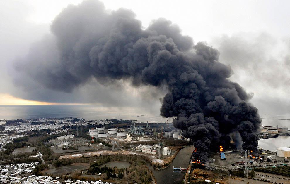 1441 Последствия землетрясения и цунами в Японии