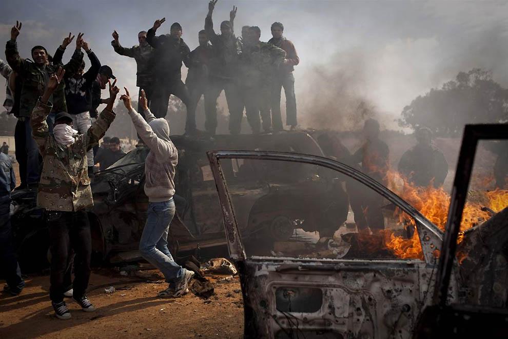 1458 operasi militer di Libya