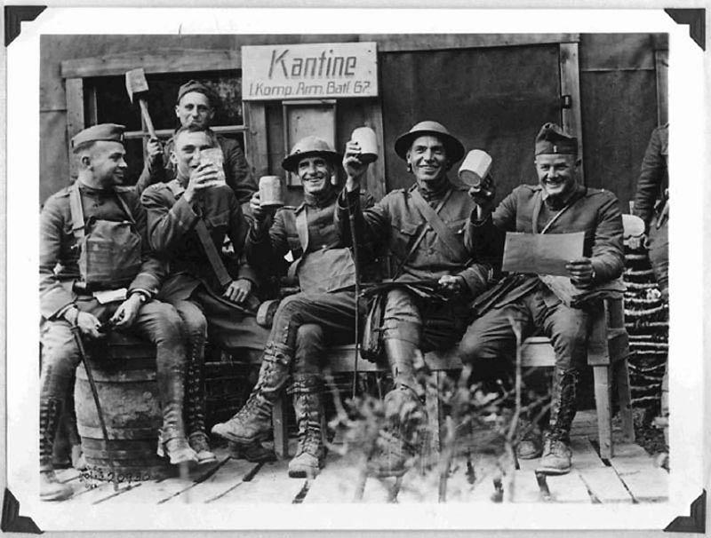 1475 Фотографии времен Первой мировой войны, запрещенные цензурой