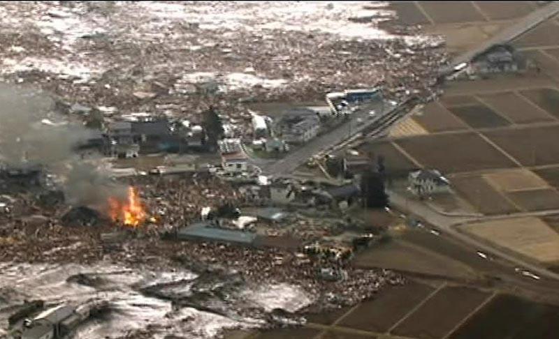 1621 Землетрясение в Японии   сильнейшее в истории страны (ОБНОВЛЕНО!)