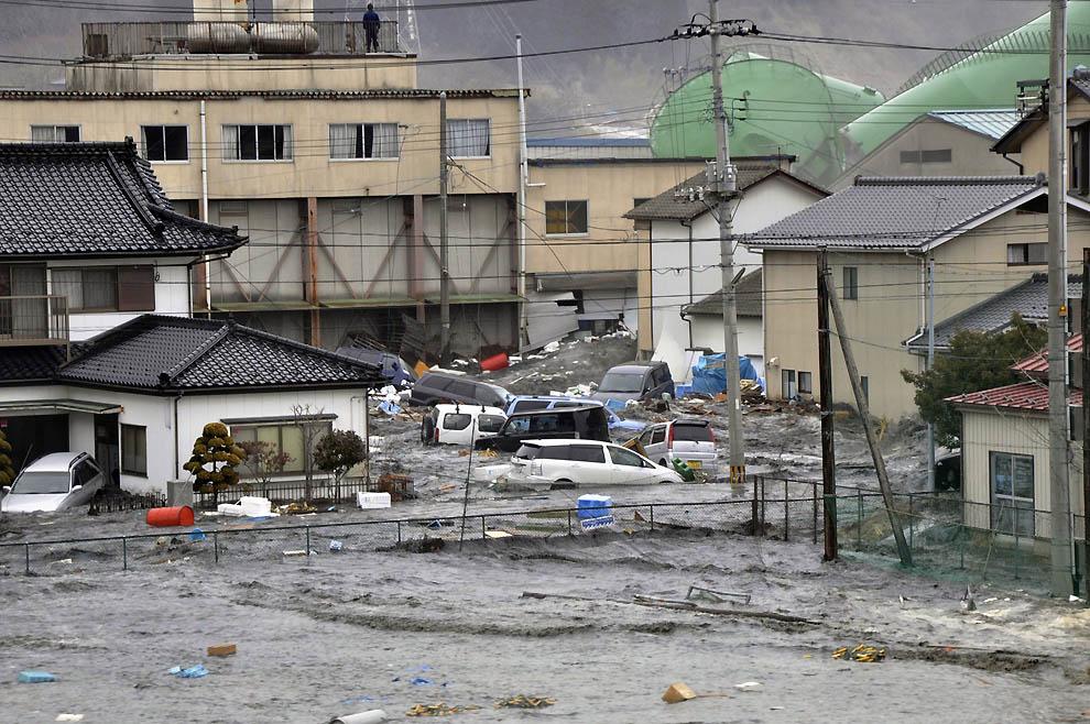 1625 tsunami dan konsekuensi lain dari gempa di Jepang
