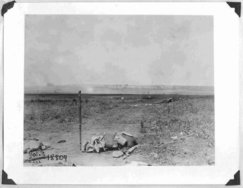 1666 Фотографии времен Первой мировой войны, запрещенные цензурой