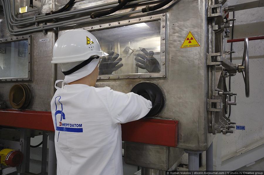 Калининская АЭС: с точки зрения радиоактивных отходов