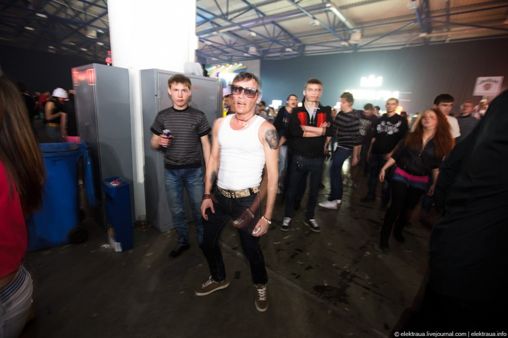 Pirate Station - Teatro. Kiev 2011