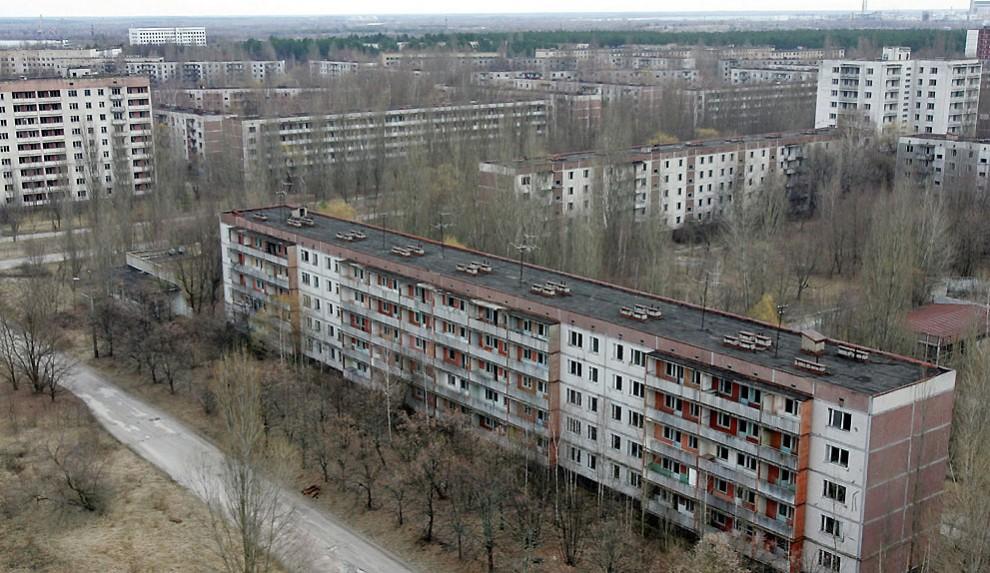 Чернобыль 25 лет спустя