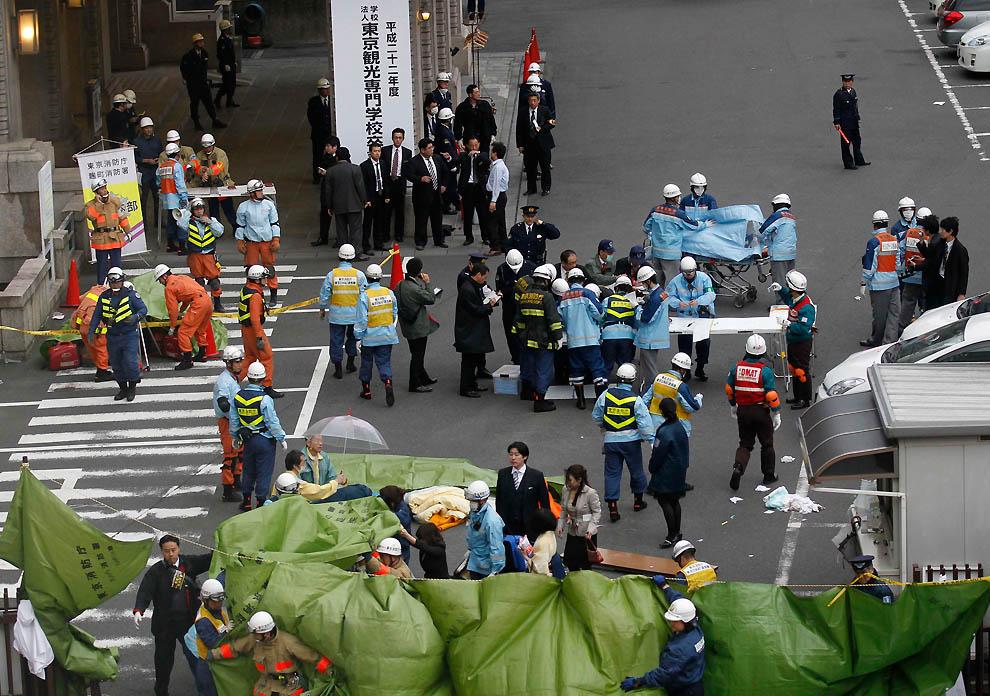 1916 tsunami dan konsekuensi lain dari gempa di Jepang
