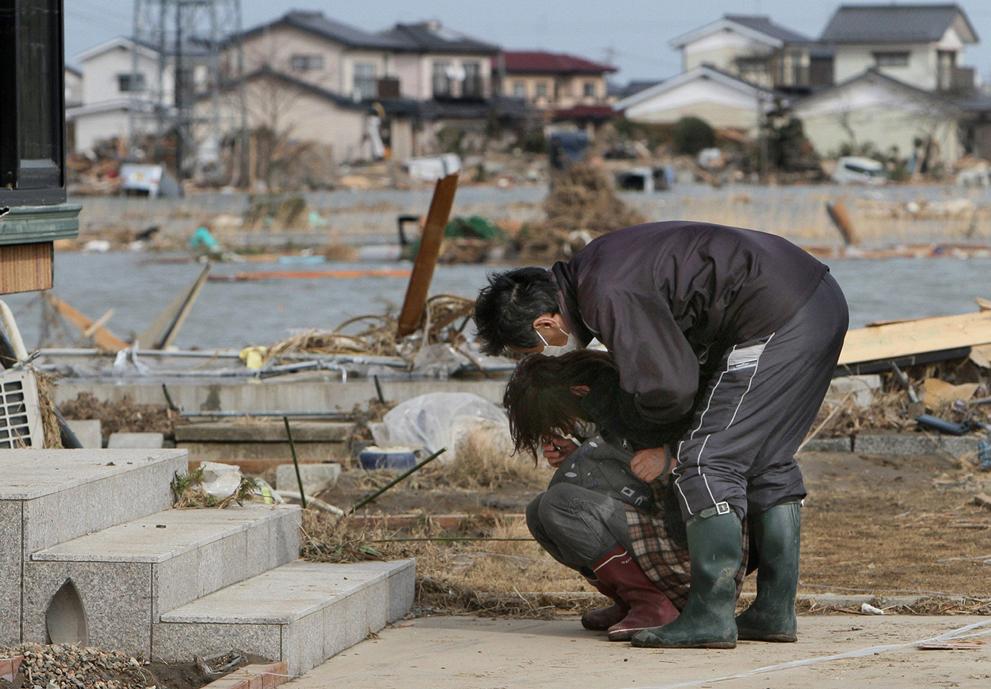 Япония после землетрясения