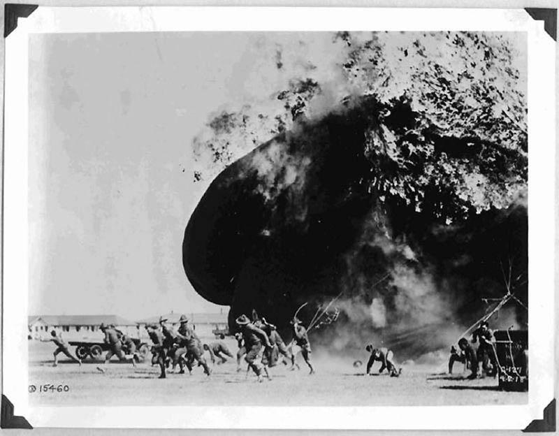 1947 Фотографии времен Первой мировой войны, запрещенные цензурой