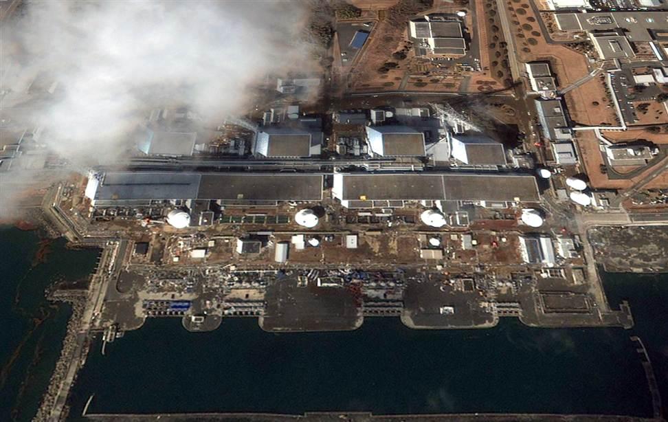 2019 Снимки со спутника: До и после землетрясения в Японии
