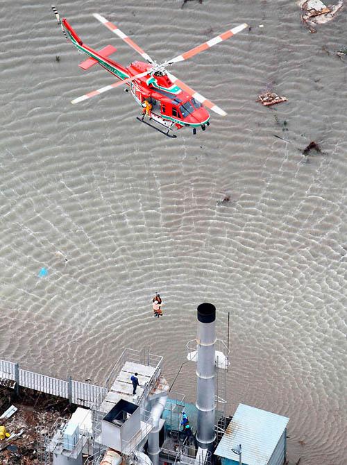 2026 Последствия землетрясения и цунами в Японии