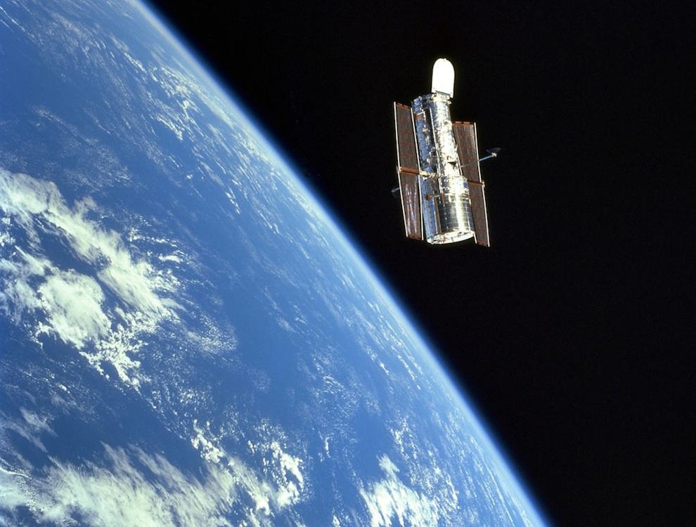 2031 Выход в открытый космос: Голубое небо под ногами