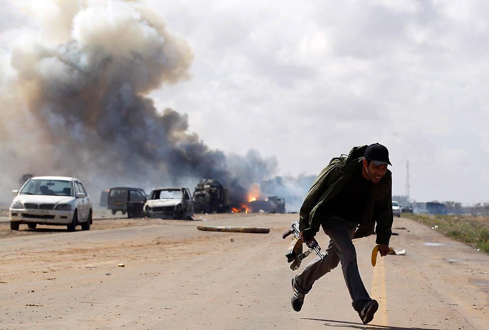 2044 Война в Ливии