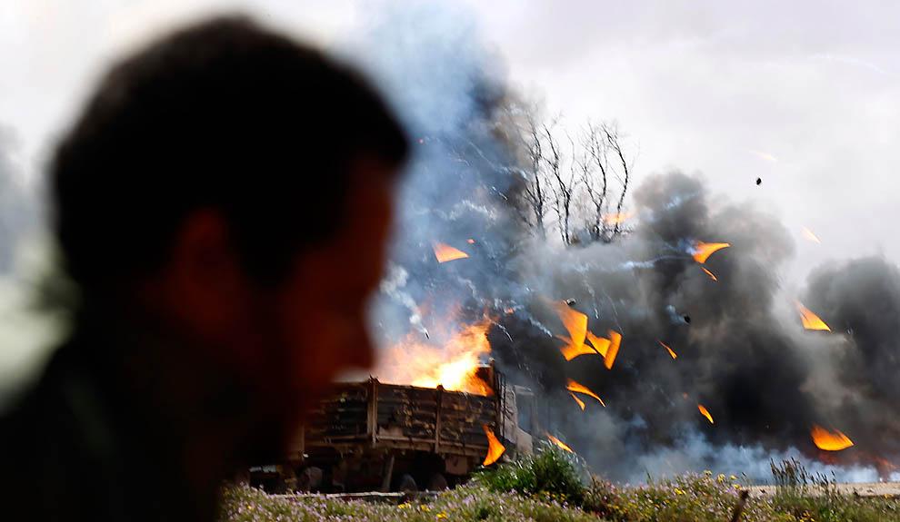 2152 Война в Ливии