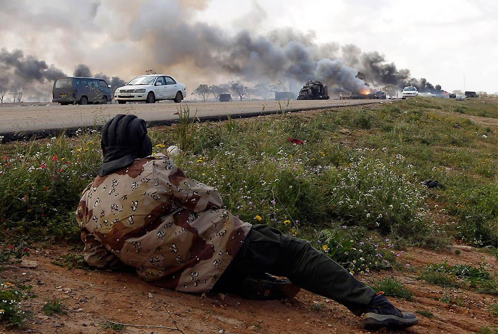 2238 Война в Ливии