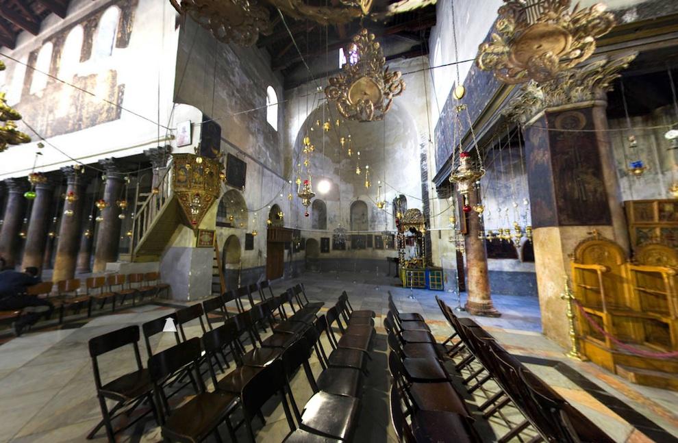 Базилика Рождества Христова - прогулка по месту, где родился Иисус