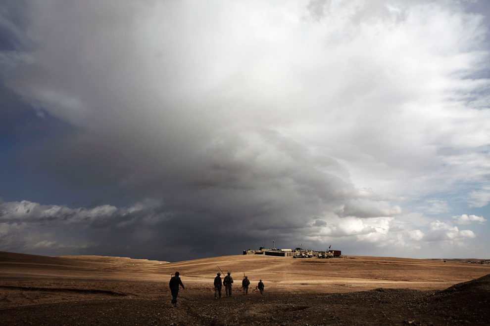 Афганистан февраль 2011