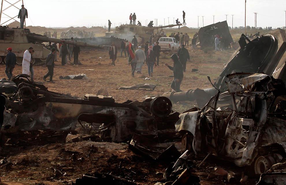 2336 Война в Ливии