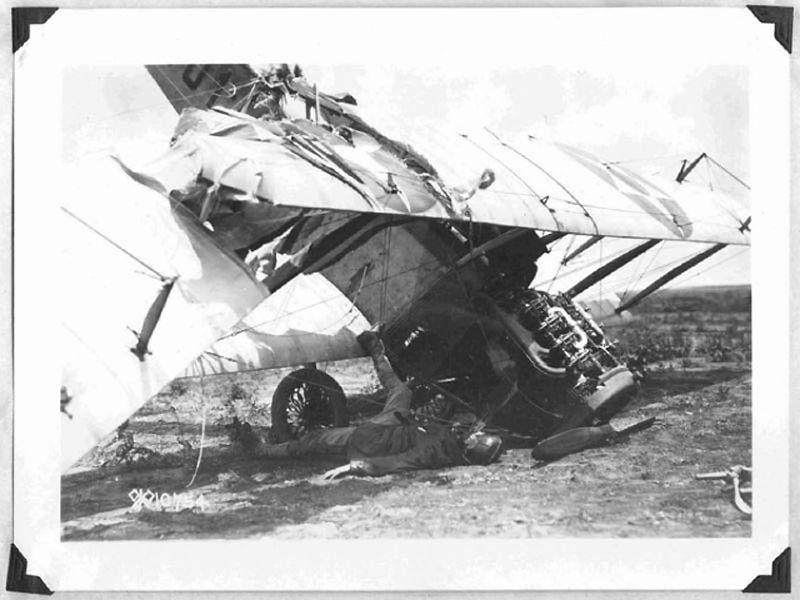 Запрещённые фотографии Первой Мировой Войны 1917