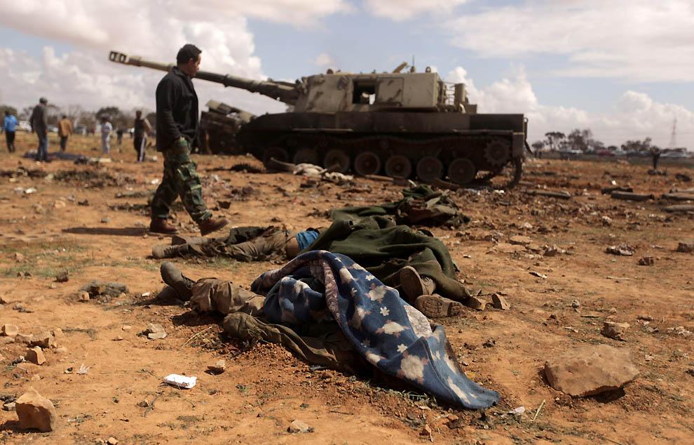 2435 Война в Ливии