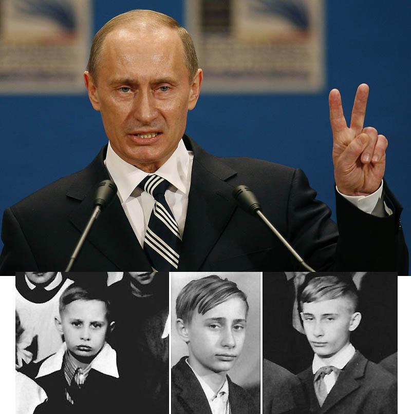 2527 Политики в детстве и юности